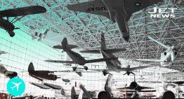 El primer Boeing 777 al Museum Of Flight de Seattle