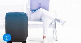 Aerolíneas en contra de maletas inteligentes