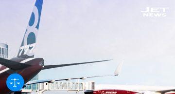 Boeing 777X: el primer avión de pasajeros con alas plegables