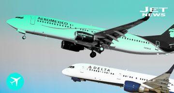Delta apuesta por Aeroméxico y Gol