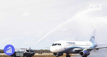 Interjet conquista los cielos en 2018