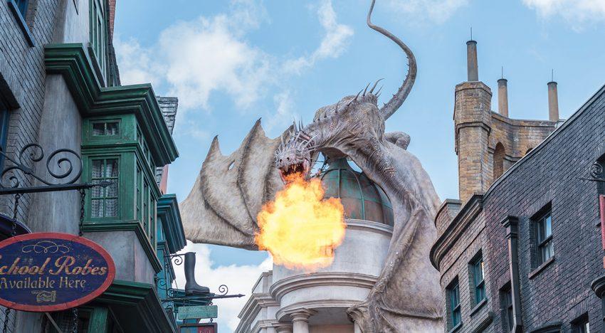 El mundo de Harry Potter en Universal Orlando