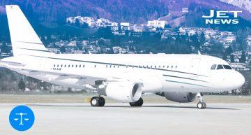La aeronave privada favorita de los multimillonarios