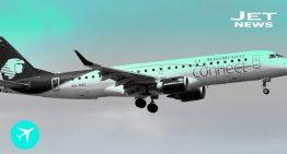 El pasado de la aeronave accidentada de Aeroméxico