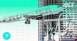 De Las Vegas a México con Frontier Airlines