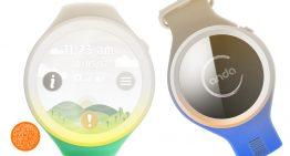 Reloj inteligente para niños
