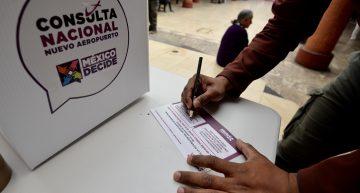 La Consulta Nacional ya tiene resultados