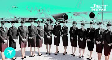 Qatar Airways busca su nueva tripulación en la Ciudad de México