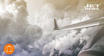 El lugar con menor turbulencia en un avión