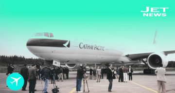 Se despide el primer Boeing 777 del mundo en Arizona