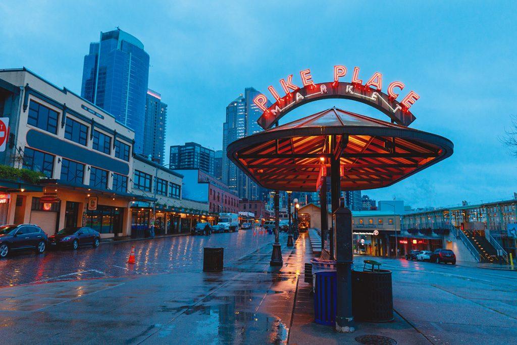 Centro de compras Pike Place