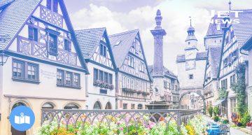 5 lugares de ensueño que tienes que visitar en Alemania