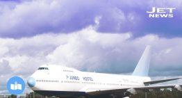 Jumbo Stay: el hotel dentro de un avión.