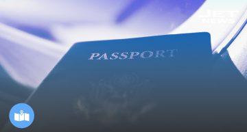 ¿Por qué los pasaportes solo vienen en cuatro colores?