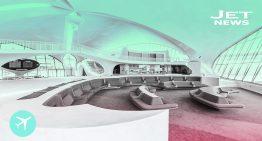 Antigua terminal aérea abandonada se convertirá en un lujoso hotel