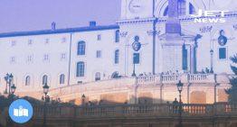 Pasea por las locaciones de famosas películas en tus vacaciones a Roma