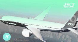 El primer vuelo del Boeing 777X se realizará a finales de junio
