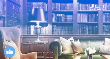 Hoteles con hermosas bibliotecas alrededor del mundo