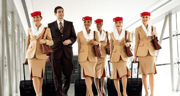 Emirates busca tripulación en México
