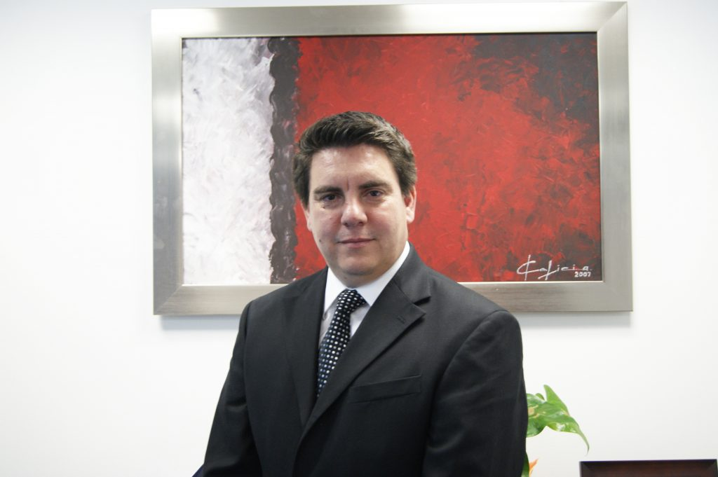 Jorge Goytortua, CEO del CBX