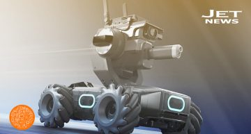 RoboMaster S1 el Robot educativo
