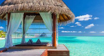 Maldivas es una puerta al paraíso