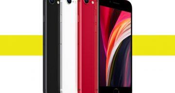 El nuevo iPhone SE