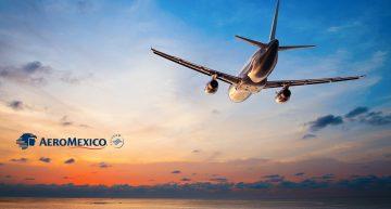 Aeroméxico recibe autorización para recibir 100 mdd de plan de rescate