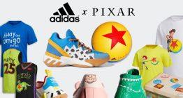 Adidas y Pixar lanzan línea de ropa inspirada en Toy Story
