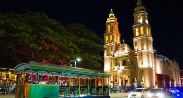 Viaje seguro a Campeche